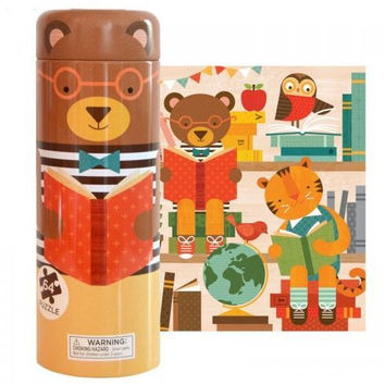 Story Time 64 Piece Tin Canister Puzzle