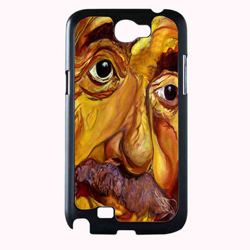 einstein art 4 FOR SAMSUNG GALAXY NOTE 2 CASE**AP*