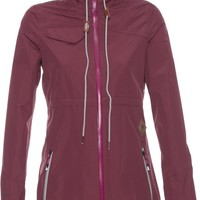 Volcom Feline 2.5L Jacket (Cabernet) Snow Snow Jackets Womens Jackets at 7TWENTY Boardshop, Inc