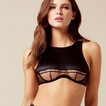 Eaden Black Bra| By Agent Provocateur