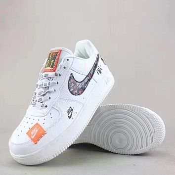 Trendsetter Nike Air Force 1 Low Fashion Casual Low-Top Old Skool Shoes c97cc7b98640
