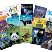 Usborne Books & More. Informational Text Collection (66)