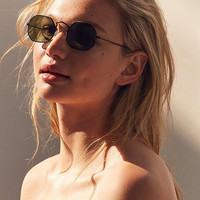 Vintage Deadstock Shale Geometric Sunglasses | Urban Outfitters