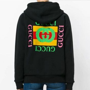 ESBUF3 Fashion GUCCI cardigan sweater zipper Hoodies H-AGG-CZDL