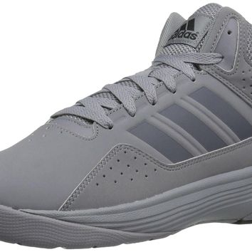 adidas NEO Men's Cloudfoam Ilation Mid Basketball Shoe Grey/Onix/Black 9 D(M) US '