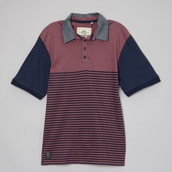 Zane Polo for Boys