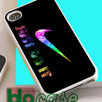 Nike Abstract Colorfull For Iphone 4/4s, iPhone 5/5s, iPhone 5C, iphone 6, and iPhone 6 Plus Case
