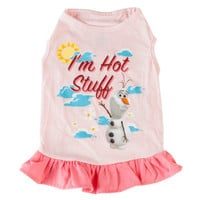 "Disney® ""I'm Hot Stuff"" Olaf Dress"