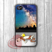 Sleeping Calvin and Hobbes - zdz for iPhone 6S case, iPhone 5s case, iPhone 6 case, iPhone 4S, Samsung S6 Edge