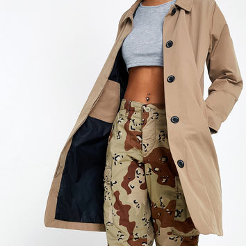 Herschel Supply Co. Dark Olive Mac Jacket | Urban Outfitters
