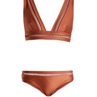 Corsair ladder-lace bikini | Zimmermann | MATCHESFASHION.COM UK