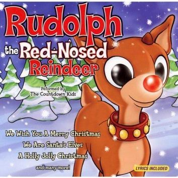 The Countdown Kids - Rudolph The Red-Nosed Reindeer