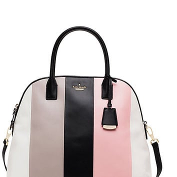 Kate Spade Violet Drive Stripe Mega Maise Multi Stripe ONE
