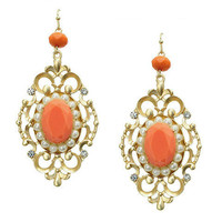 Pree Brulee - A Paris Cafe Earrings
