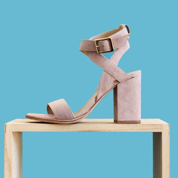 Chinese Laundry Stassi Vintage Heel - Rose