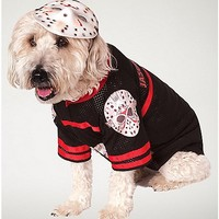 Jason Voorhees Dog Costume - Friday the 13th - Spencer's