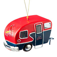 St Louis Cardinals Camper Ornament