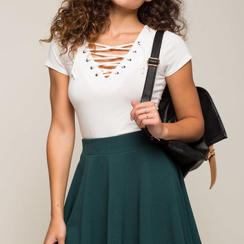 Fearless Flare Skirt