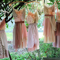 Deposit for Leigh's Custom Bridesmaids by ArmoursansAnguish