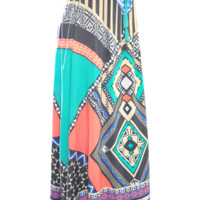 For Your Love Skirt: Multi