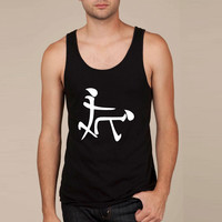 Chinese Sex Symbol Funny Tank Top