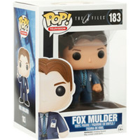 Funko The X-Files Pop! Fox Mulder Vinyl Figure