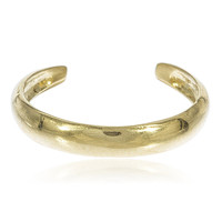10k Yellow Gold Simple Toe Ring