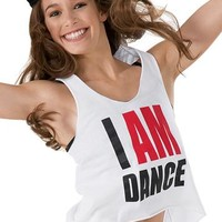 I Am Dance Layer Tank Tee | Urban Groove®
