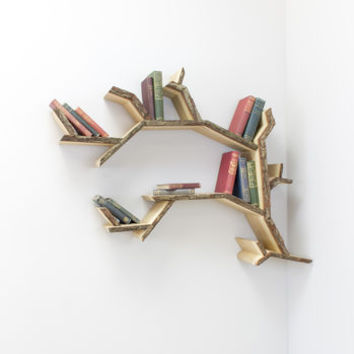 Alcove Shelf Tree Branch