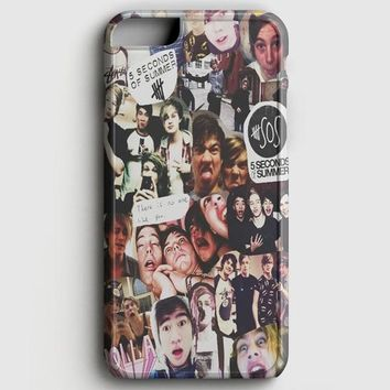 5Sos Collage iPhone 6/6S Case