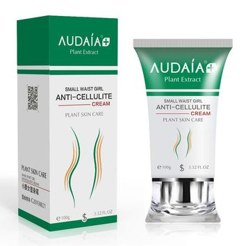 AUDALA Thin Waist Thin Slimming Creams Stomach Leg Waist Fat Burning Natural Diet Safety Weight Loss Body Cream Products