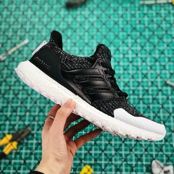 "Game Of Thrones x Adidas Ultra Boost 4.0 ""Night's Watch"" - Best Online Sale"