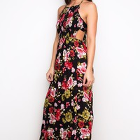 Crazy Daisy Maxi Dress
