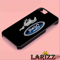 """Ford Mustang Logo for iphone 4/4s/5/5s/5c/6/6+, Samsung S3/S4/S5/S6, iPad 2/3/4/Air/Mini, iPod 4/5, Samsung Note 3/4 Case """"002"""""""