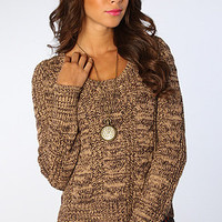 The Cabletown Pullover