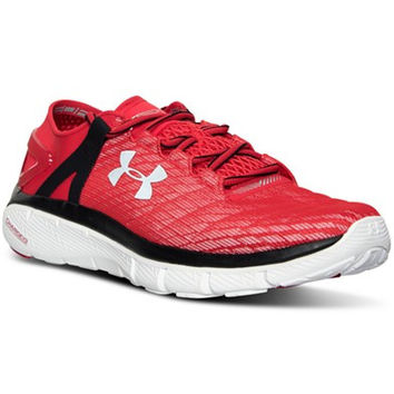 Under Armour Men's SpeedForm Fortis Night Running Sneakers from Finish Line