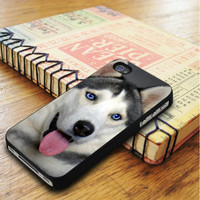 Personalized Husky Dog iPhone 5 | iPhone 5S Case
