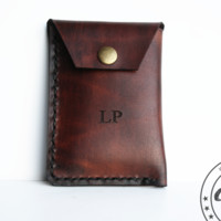 Custom Leather Coasters specially created for Leather Anniversary