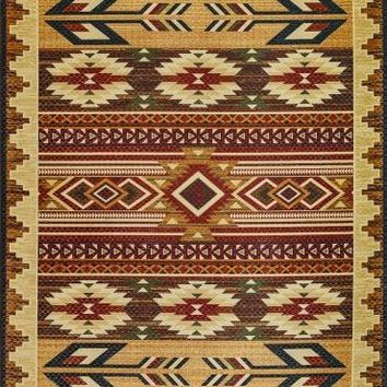 Dynamic Rugs Frontier 5213 Area Rug