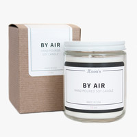 BY AIR - Hand Poured Soy Wax Candle (7.5 oz)