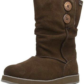 Skechers Women's Keepsakes-Freezing Temps faux fur-Lined Boot