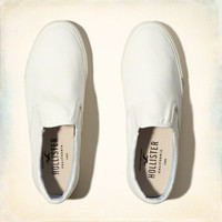 Hollister Slip On Sneakers