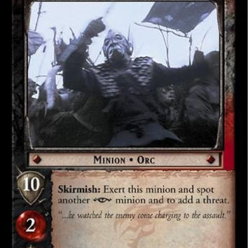 Lord of the Rings TCG - Mordor Savage - The Return of the King