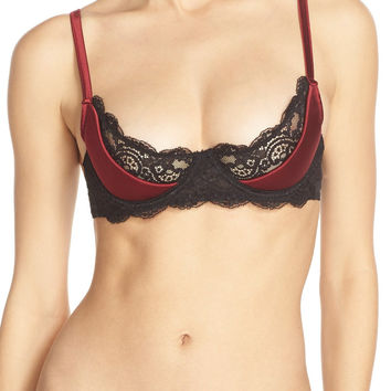 Mimi Holliday Dream On Quarter Cup Bra