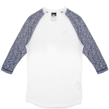 Publish Brand - Cooper Knit Raglan (White)