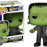 Universal Monsters Funko POP! Movies Frankenstein Vinyl Figure #112