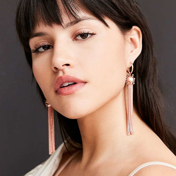Luv Aj Baroque Tassel Earring - Urban Outfitters