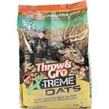 Evolved - Harvest Food Plot Seed Throw & Gro Xtreme Oats