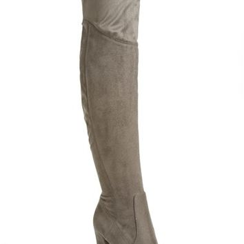 Women's Ivanka Trump 'Saffri' Over the Knee Suede Boot,