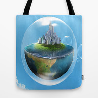 Bubble palace Tote Bag by Store2u
